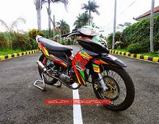 Jupiter Z Modif Road Race by Foto Jupiter Z Modifikasi Road Race Thecitycyclist