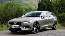 Essai Volvo V60 2019 Toujours Sereine
