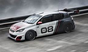 Peugeot 308 Racing Cup Revealed As RCZ Track Car