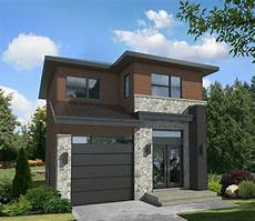 compact two story contemporary house plan 80784pm architectural designs house plans