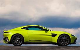 Aston Martin Vantage – An All New British Sports Car In