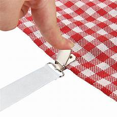 4pcs set adjustable bed sheet clips cover straps suspender elastic fasteners grippers holder