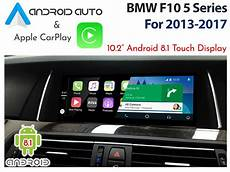 bmw f10 5 series 10 2 quot android 8 1 android auto apple