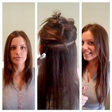 sexy easy new year s eve hairstyle clip in extensions photos the stir