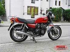 Yamaha Xj 550 1982 Specs And Photos