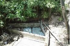bassin koi interieur faux rocher pour bassin aquatique 1 construction du
