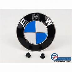 original bmw emblem for bonnet or tailgate 82mm car
