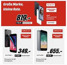 iphone 8 0 finanzierung apple rabatt aktion bei media markt 0 prozent
