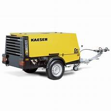 compresseur de chantier kaeser m64