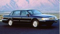 blue book value for used cars 1992 lincoln town car regenerative braking 1993 lincoln continental pricing reviews ratings kelley blue book