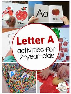 letter a activities for 2 year olds best of the measured mom toddler learning activities