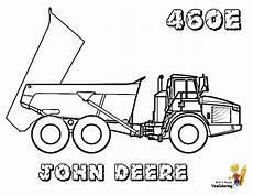Malvorlagen Bagger Traktor Big Construction Vehicle Coloring Construction