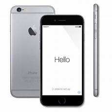 iphone reconditionné 6 apple iphone 6 16 go reconditionn 195 169 195 neuf grade a gris