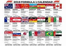 formel 1 kalender after a calendar for the 2017 and 2018 seasons i