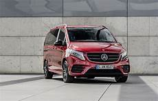Mercedes V Class Gets Rise And Limited Edition