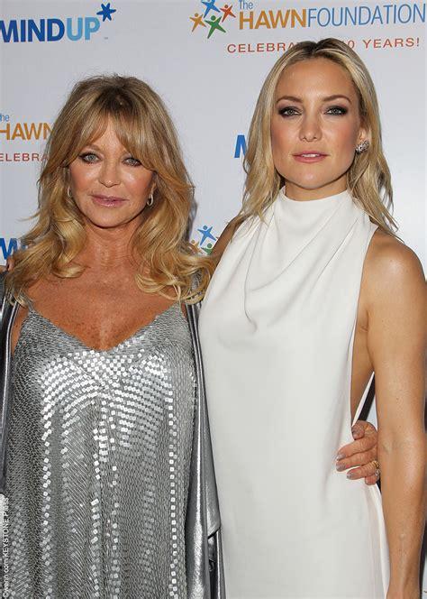 Goldie Hawn Kate Hudson Look Alike