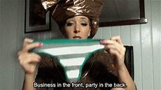 business in the front party in the back jenna marbles