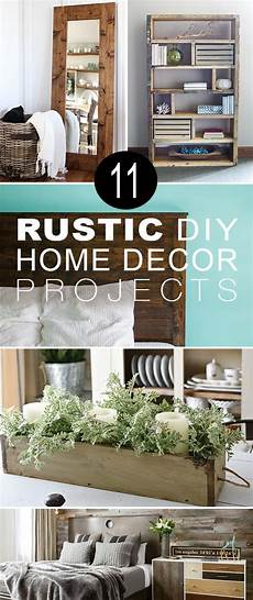 diy home decor projects cheap 11 rustic diy home decor projects the budget decorator