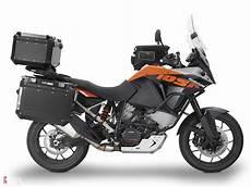 ktm 1050 adventure receives givi accessory line