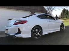 2017 honda accord sport coupe 2017 honda accord v6 touring coupe hfp sport suspension