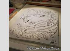 Eenhoorn Kleurplaat   Hatsaflatsa