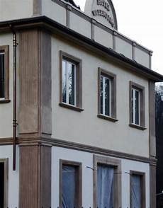 cornici marcapiano lesena in cemento l3 decorativa per facciate