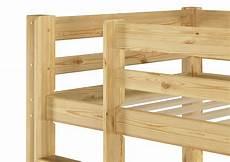 Etagenbett Massivholz Kiefer Rollrost 90x200 Stockbett