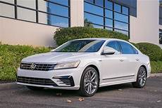 2017 Volkswagen Passat R Line Driving Notes Automotive