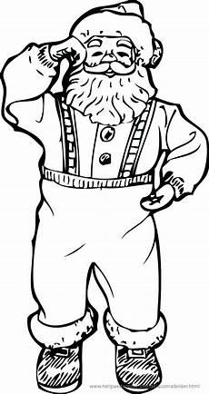 weihnachtsmann ausmalbilder weihnachten kostenlos pdf