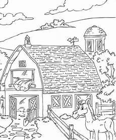 Bauernhof Ausmalbilder Zum Drucken Ausmalbilder Bauernhof 10 Ausmalbilder Zum Ausdrucken