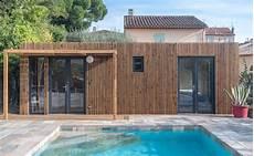 Pool House En Bois La Clef D Une Esth 233 Tique Moderne