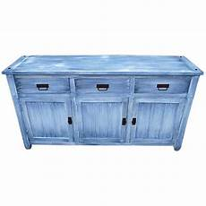 kitchen credenza appalachian sky blue buffet kitchen cabinet wood sideboard