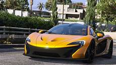 voiture gta 5 gta 5 how to install mclaren p1