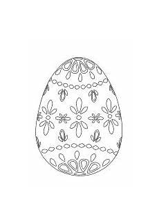 Malvorlagen Ostern Eier Ausmalbilder Osterei