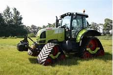 Tracteur Agricole Claas Arion 640 Chenilles Caoutchouc
