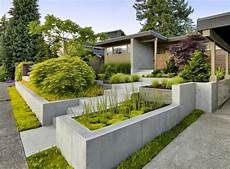 Garten Gestalten Beispiele - front garden design pictures and exles of welcoming
