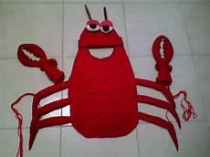 daira manualidades disfraz de cangrejo