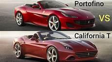 Portofino Vs California T