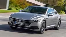 2017 Volkswagen Arteon Elegance Driving Interior