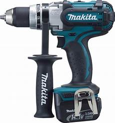 makita 14 4v 3 0ah li ion 13mm driver drill ddf444rfe