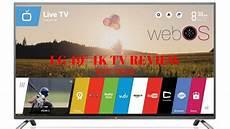 lg 4k 49 quot tv review