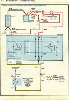 85 el camino wiring diagram no power at all el camino central forum chevrolet el camino forums
