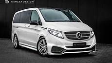 Mercedes Vito - mercedes vito by carlex gets sporty exterior luxurious