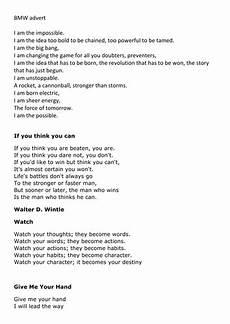 Inspirational Poems For Ks2 Ks3 By Rich1985 Teaching