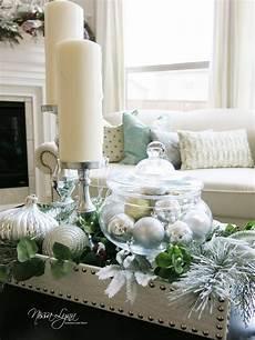 nissa interiors holiday coffee table decor