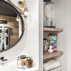 25 clever bathroom storage ideas hgtv
