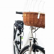 e bike hunde fahrradkorb standard vorne aum 252 ller