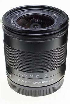canon ef m canon ef m 11 22mm lens