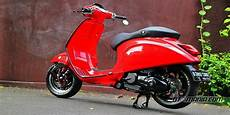 Vespa Matic Modif by Vespa Sprint Quot Racing Look Anti Mainstream Quot
