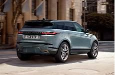 der neue range rover evoque kompakt suv